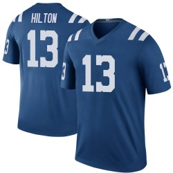 Legend T.Y. Hilton Youth Indianapolis Colts Royal Color Rush Jersey - Nike